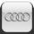 Резиновый коврик в багажник Audi (Ауди)