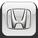 Автомобильные коврики в салон Honda (Хонда) с ковролином
