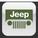 Резиновый коврик в багажник Jeep (Джип)