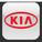 Резиновый коврик в багажник Kia (Киа)