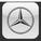 Резиновый коврик в багажник Mercedes (Мерседес)