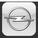 Резиновый коврик в багажник Opel (Опель)