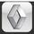 Резиновый коврик в багажник Renault (Рено)