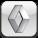Подлокотники из экокожи для RENAULT