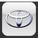 Автомобильные коврики в салон Toyota (Тойота) с ковролином