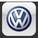 Резиновый коврик в багажник Volkswagen (Фольксваген)