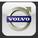 Резиновый коврик в багажник Volvo (Вольво)