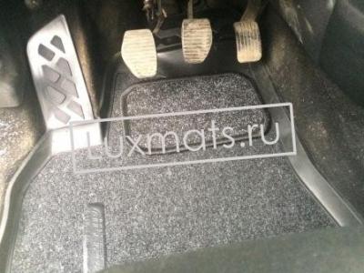 Автомобильные коврики в салон для Citroen Berlingo 2 (Ситроен Берлинго 2) (2008-н.в.) с ковролином
