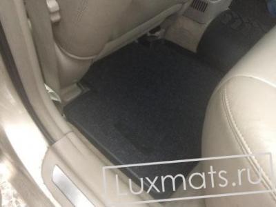 3D автомобильные коврики в салон для Toyota Camry XV30 (Тойота Камри XV30) (2001-2006) с ковролином