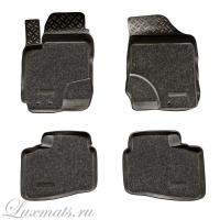 Автомобильные коврики в салон для Hyundai Elantra IV (Хендай Элантра 4) (2006-2011) 3D с ковролином