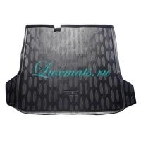 Резиновый коврик в багажник Chevrolet Aveo sedan (Шевроле Авео седан) (2011-2015)