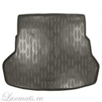 Резиновый коврик в багажник Kia Rio 3 седан (Киа Рио)(2011-06.2017)