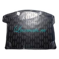 Резиновый коврик в багажник Mazda 3 sedan BL (Мазда 3 седан)(2009-2012)