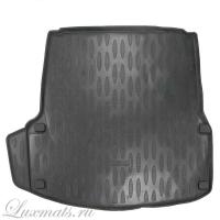 Полиуретановый коврик в багажник Skoda Octavia A5 лифтбек (Шкода Октавия А5)(2004-, 2008-2013)
