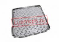 Полиуретановый коврик в багажник BMW X5 (БМВ Х5)(E70) (2007-2013)