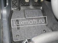 Автомобильные коврики в салон для Volkswagen (VW) Golf 7 (Фольксваген Гольф 7) (2012-) 3D с ковролином