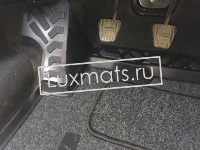 Автомобильные коврики в салон Chevrolet Niva (Шевроле Нива) 2002-2015 с ковролином