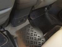 Автомобильные коврики в салон для Chevrolet TrailBlazer (Шевроле Трейлблейзер)(2012-н.в.) с ковролином