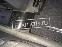 Автомобильные коврики в салон для Volvo XC60 (Вольво XC60) (2007-) 3D с ковролином