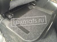 Автомобильные коврики в салон для Subaru XV (Субару XV) I (2011-2017) 3D с ковролином