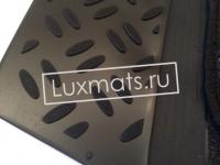 Автомобильные коврики в салон для Citroen C4 sedan (Ситроен С4 седан) (2013-) 3D с ковролином
