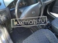 Автомобильные коврики в салон для Opel Meriva A (Опель Мерива А) (2006-2010) с ковролином