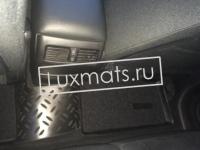Автомобильные коврики в салон для Nissan X-Trail (Ниссан Х-трейл) T31 (2007-2014) 3D с ковролином