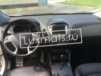 Автомобильные коврики в салон для Hyundai ix35 (Хендай ix35) (2010-2015) с ковролином