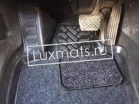 Автомобильные коврики в салон для Volkswagen (VW) Tiguan (Фольксваген Тигуан)  (2007-2015) с ковролином