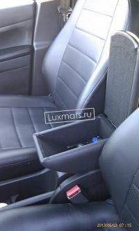 Подлокотник из экокожи оригинальный для Peugeot 307 (Пежо 307) (2001-2009)