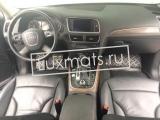 Автомобильные коврики в салон для Audi Q5 (Ауди Q5) (2008-2016)  3D с ковролином