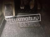 Автомобильные коврики в салон для Volkswagen Golf 4 (Bora) (Фольксваген Гольф 4, Бора)  3D с ковролином