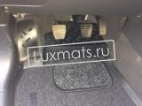 Автомобильные коврики в салон для Geely Emgrand X7 (Джили Эмгранд X7) (2011-н.в.) с ковролином
