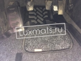 Автомобильные коврики в салон для Mitsubishi Lanсer 9 (Митсубиси Лансер 9) (2003-2010) 3D с ковролином