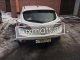 Автомобильные коврики в салон для Mazda 3 (Мазда 3) BL (2009-2012) 3D с ковролином