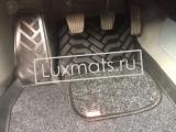 Автомобильные коврики в салон для Daewoo (Ravon) Gentra (Дэу (Равон) Джентра) (2012-н.в.) 3D с ковролином