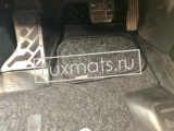 Автомобильные коврики в салон для Lifan X60 (Лифан Х60) (2011-н.в.) 3D с ковролином