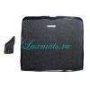 Резиновый коврик в багажник с ковролином Renault Duster 4WD (Рено Дастер)(2011-)(с карманом)