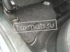 Автомобильные коврики в салон для Skoda Octavia (Шкода Октавия) A5 (2004-2008, 2008-2013) 3D с ковролином