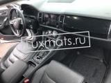 Автомобильные коврики коврики в салон для Skoda Kodiaq (Шкода Кодиак) 2017-н.в. 3D с ковролином