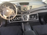 Автомобильные коврики в салон для Honda CR-V 4 (Хонда CR-V 4) (2012-) 3D с ковролином