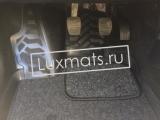 Автомобильные 3D коврики в салон Lada X-Ray (Лада Х Рей) с ковролином (компл. с ящиком для обуви)