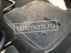Автомобильные коврики в салон для Mazda 3 (Мазда 3) BK (2003-2008) 3D с ковролином