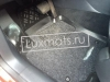 Автомобильные коврики в салон для Volkswagen Golf Plus (Фольксваген Гольф Плюс) (2005-2008, 2009-н.в.) 3D с ковролином
