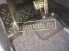 Автомобильные коврики в салон для Skoda Yeti (Шкода Етти (Йети)) (2009-н.в.) 3D с ковролином