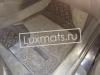 Автомобильные коврики в салон для Hyundai Santa Fe II (Хендай Санта Фе) (2009-2012) 3D с ковролином