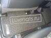 Автомобильные коврики в салон для Toyota Highlander U50 (Тойота Хайлендер U50) (2013-н.в.) 3D с ковролином