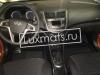 Автомобильные коврики в салон для Hyundai Solaris I (Хендай Солярис I) (2010-2016) 3D с ковролином