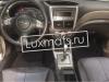 Автомобильные коврики в салон для Subaru Forester (Субару Форестер) (2007-2012) с ковролином