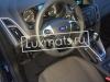 3D Автомобильные коврики в салон для Ford Focus 3 (Форд Фокус 3) (2015-н.в.) рестайлинг 3D с ковролином